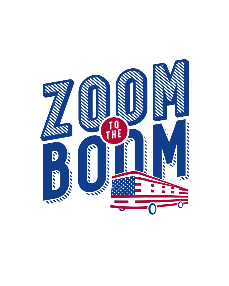zoom to the boom