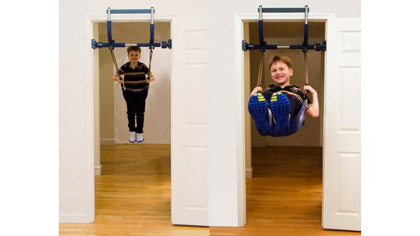 Boy-on-Childrens-Swing
